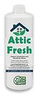 attic fresh attic deodorizer. attic insulation removals, insulation removal, feces in the attic,  debris in the attic