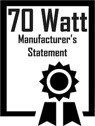 70w manufacturer statement.png