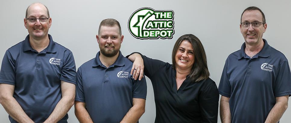 The Attic Depot wholesale solar attic fans, wholesale attic stairway insulators, wholesale attic tents
