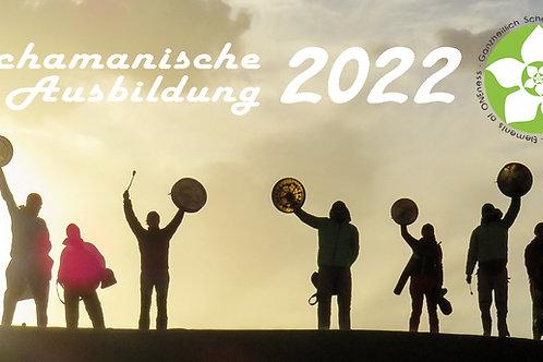 Schamanische AUSBILDUNG 2021