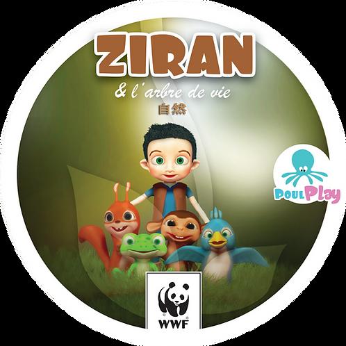 Ziran & l'arbre de vie