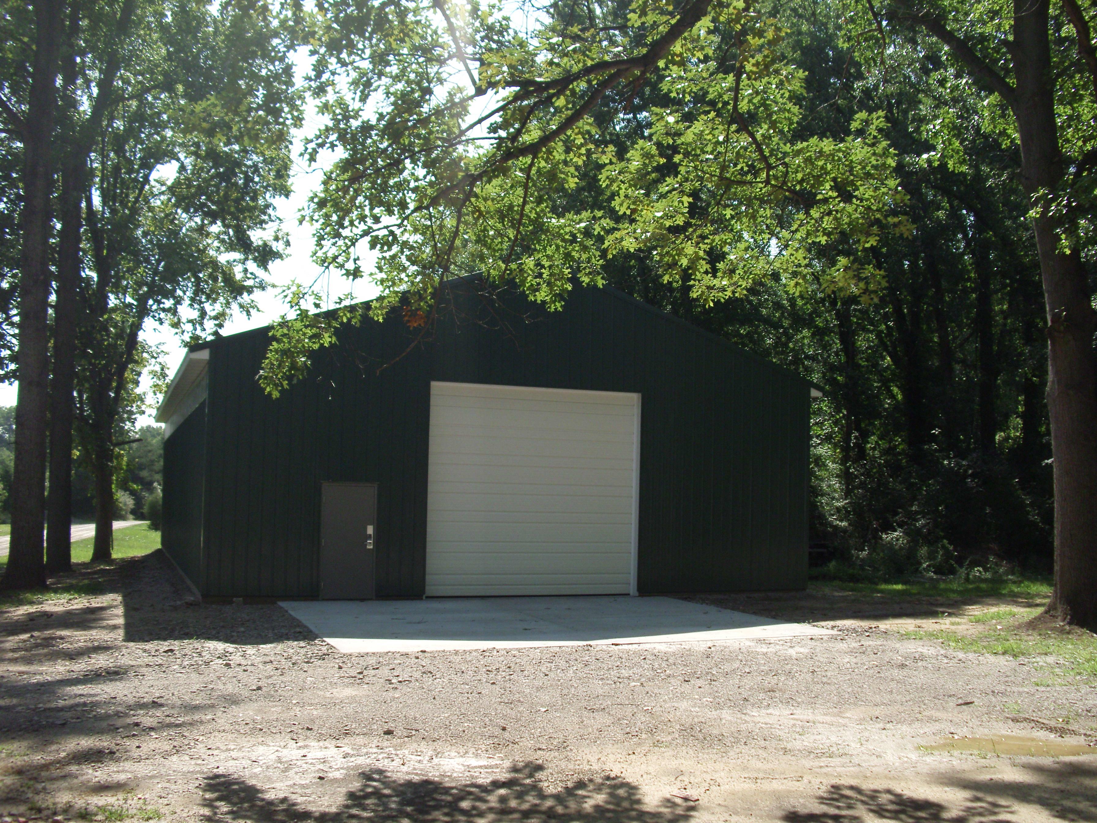 custom barn addition