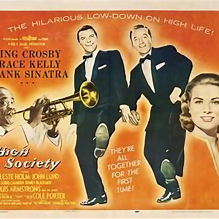 High Society Jazz with Louis, Frank, Bing & the Princess