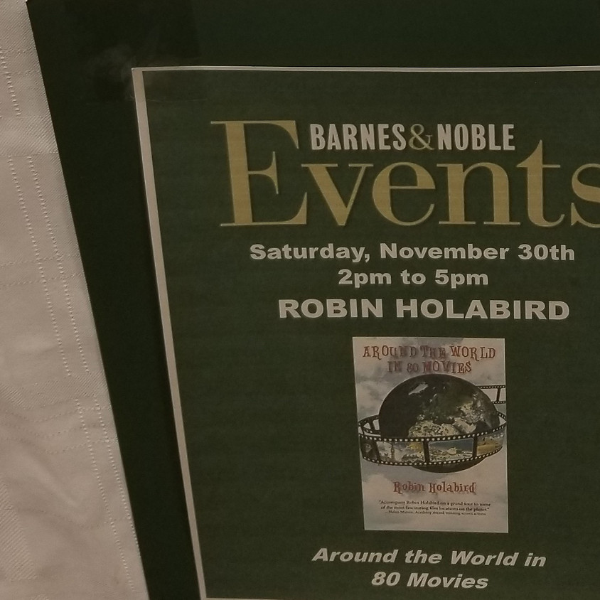 Robin Holabird at Barnes & Noble Reno