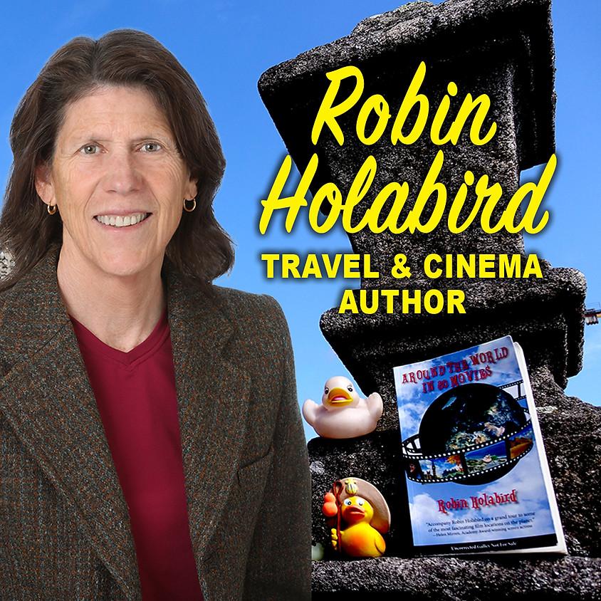 Robin Holabird at the Nevada State Library, Carson City, Nevada