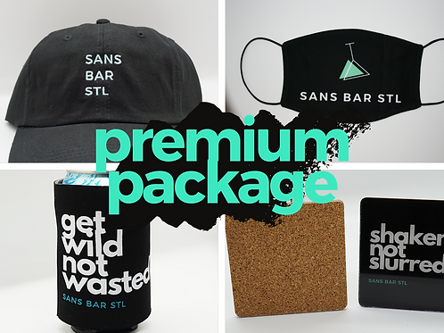 Sans Bar Premium Package