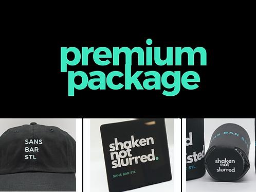 Sans Bar Premium Package