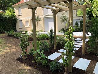 Jardin La Celle saint Cloud