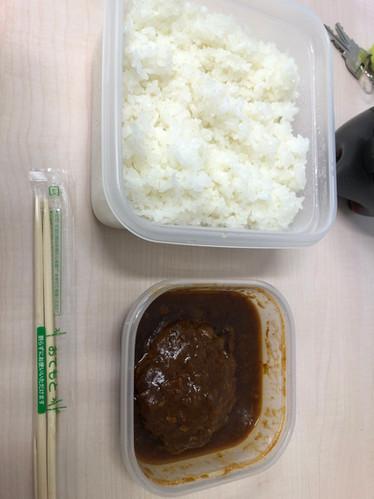 久々の弁当! by T.MIZUGUCHI