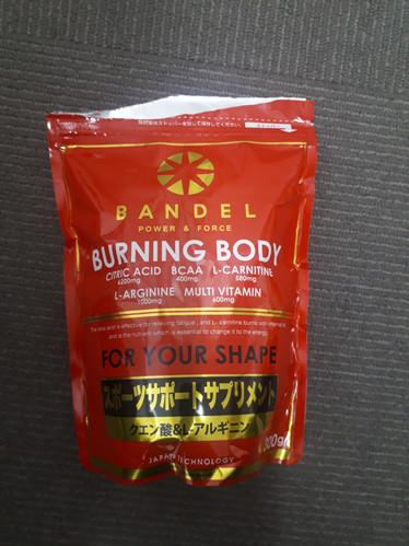燃えよ!バーニングボディ! M.YOSHIZAWA