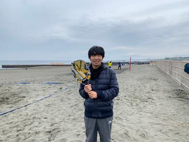 ビーチテニス2 by H.TODA