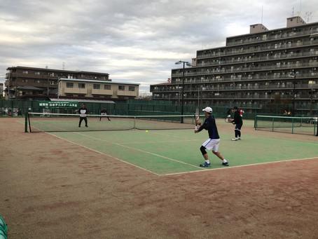 日本テニスチーム大会 by R.NAKAMA