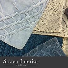 Now available at Selfridges: Nitin Goyal London Print Cushions