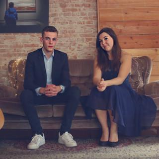 Akoestisch Duo - Live - Ceremonie Muziek - Bruiloft - Trouwerij