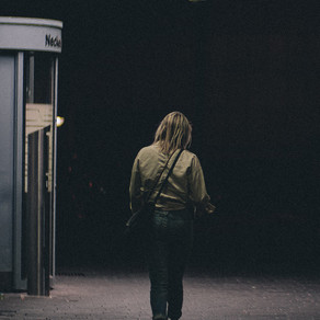"""""""Ho paura di camminare da sola per strada"""""""