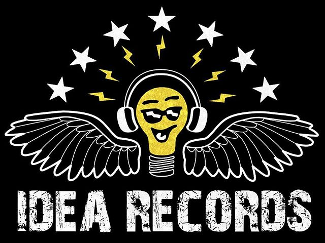 """Idea Records Logo""__#logo #logodesign #"