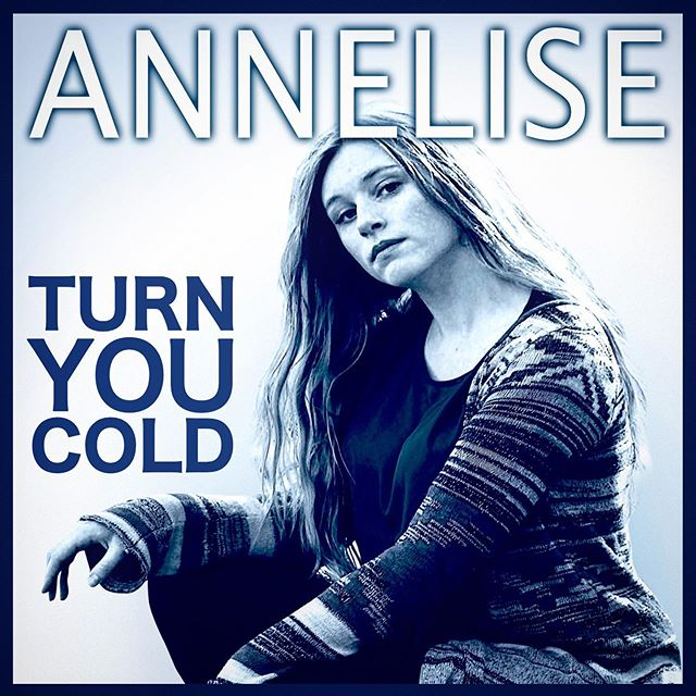 Annelise Turn You Cold Cover__#graphicde