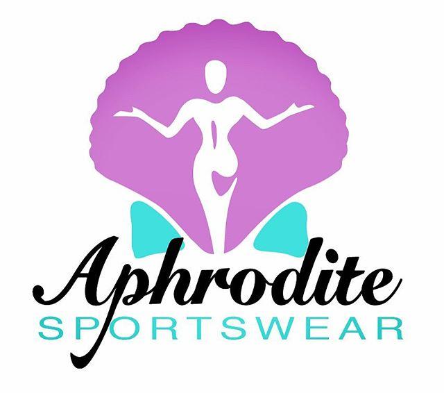 Aphrodite Sportswear Logo__#logo #graphi