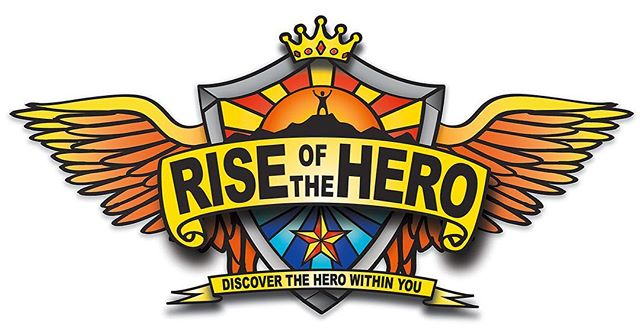 Rise of the Hero - Logo Design__View mor