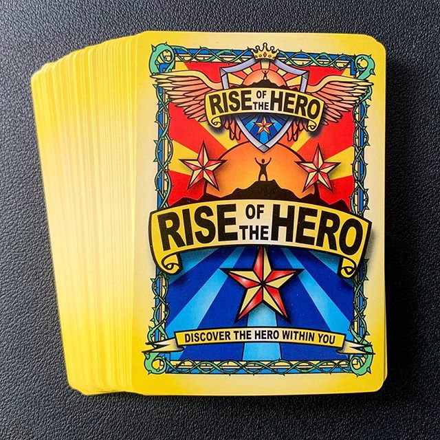 """Rise of the Hero Deck""___unlock_your_fu"