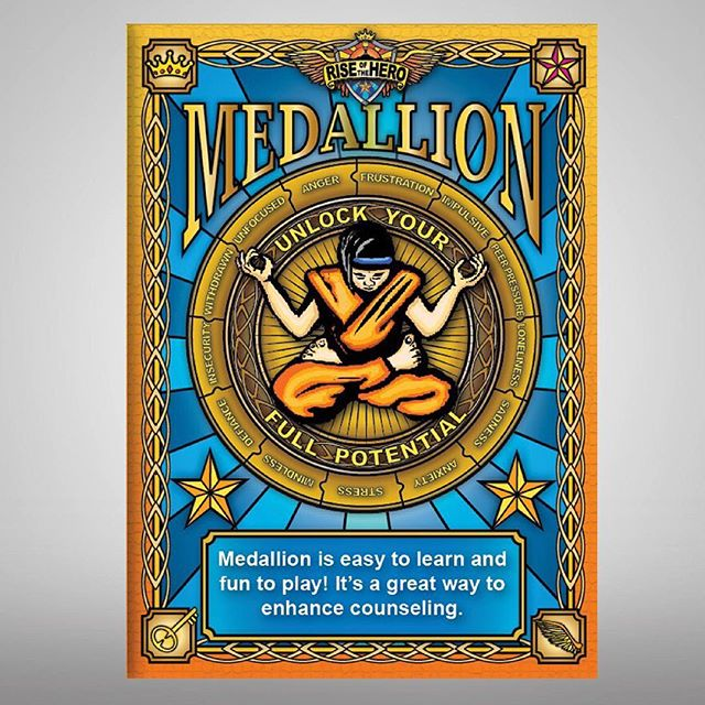 Medallion Logo and Box Art__View more at