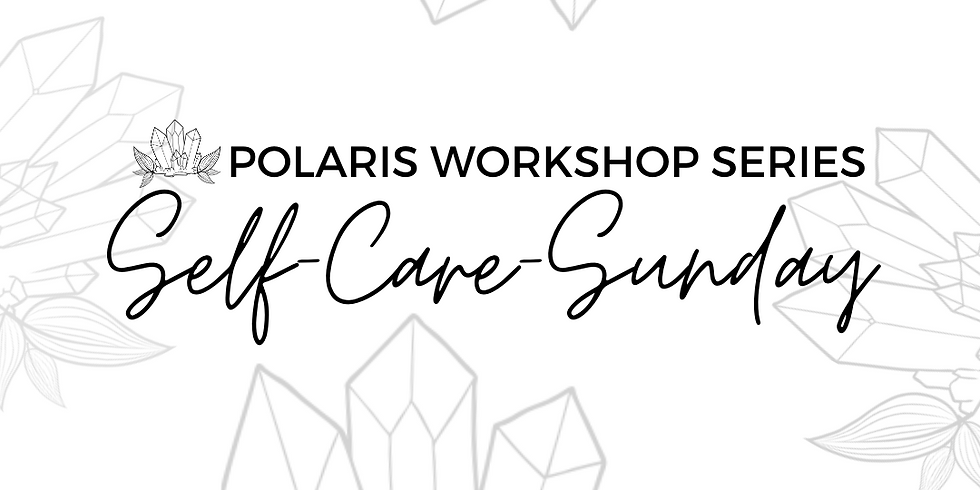 Self-Care Sunday 11/22 (4pm)