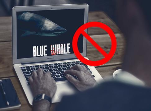 🚫不要加入「藍鯨遊戲(Do not play Blue Whale challenge)」
