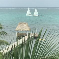 Sailling in the Sea