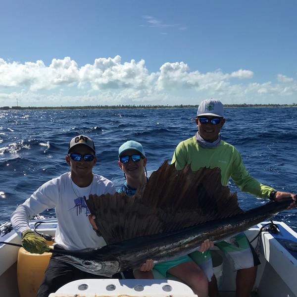 Deep Sea Catch