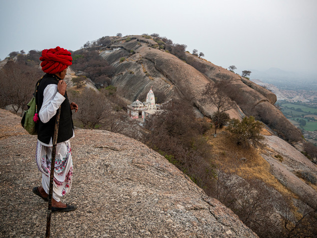 Narlai Tribesman, Rajasthan