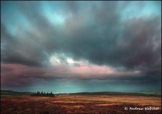 Dawn over Dunblane, Scotland
