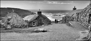 Blackhouses, Isle of Lewis