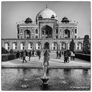 Humayan Mausoleum, New Delhi