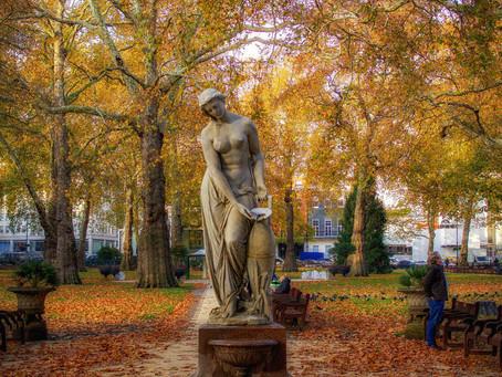 Late Autumn in London