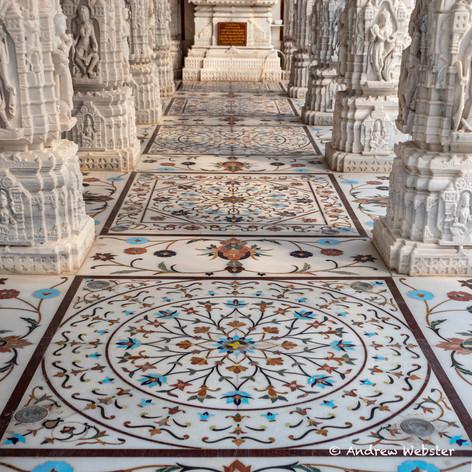 Narlai Jain Temple Corridor