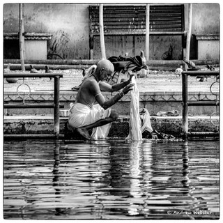 Udaipur Washer Man