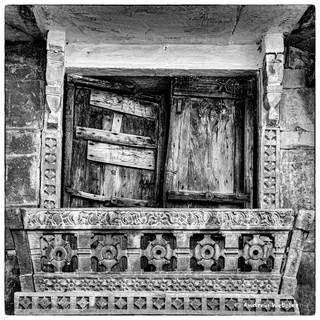 Jaisalmer Old Shutters