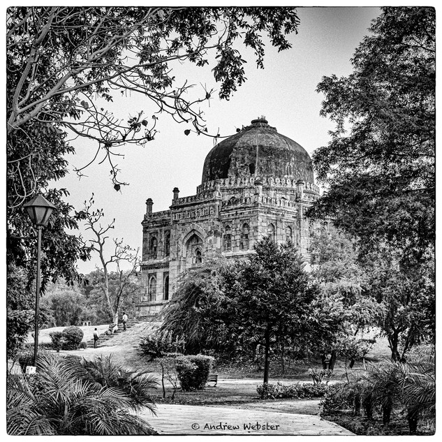 Central Temple Lodhi Gardens