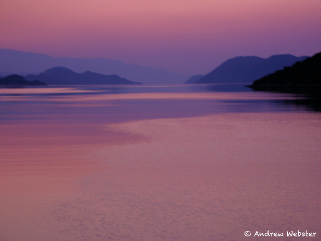 Kekova Sound, Turkey