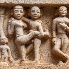 Hindu Temple Carvings