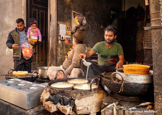 Sweet Seller, Bikaner, Rajasthan