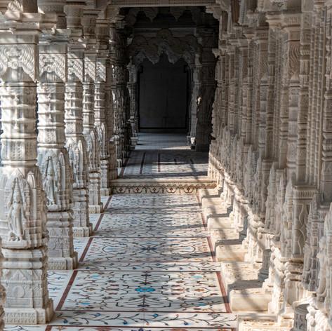 Narlai Jain Temple Columns