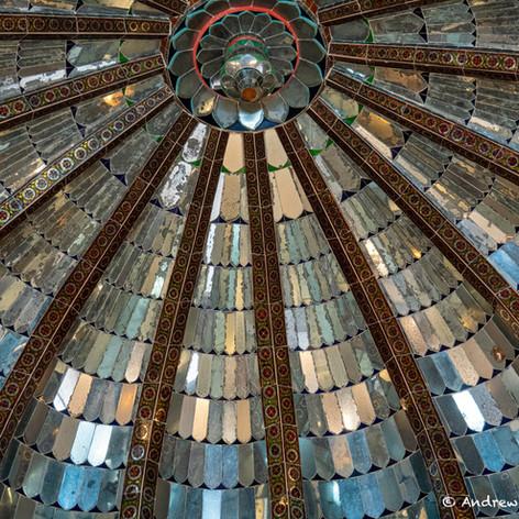 Udaipur Mirror Ceiling