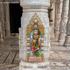 Narlia Jain Temple Colours