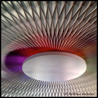 Art Deco Cafe Ceiling