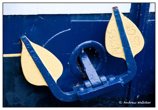 Barge Anchor