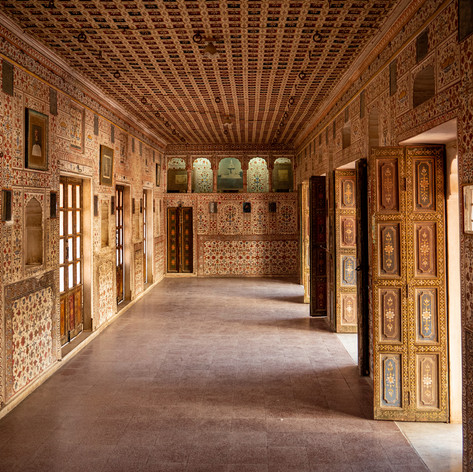 Bikaner Fort Passage