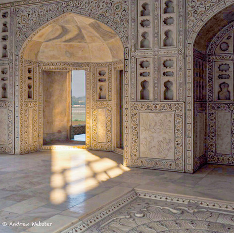 Agra Fort Outlook