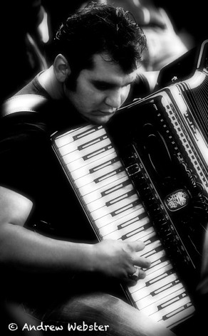 Gypsy Accordian