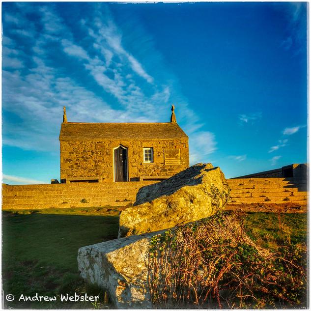 St Nicolas Chapel, St Ives